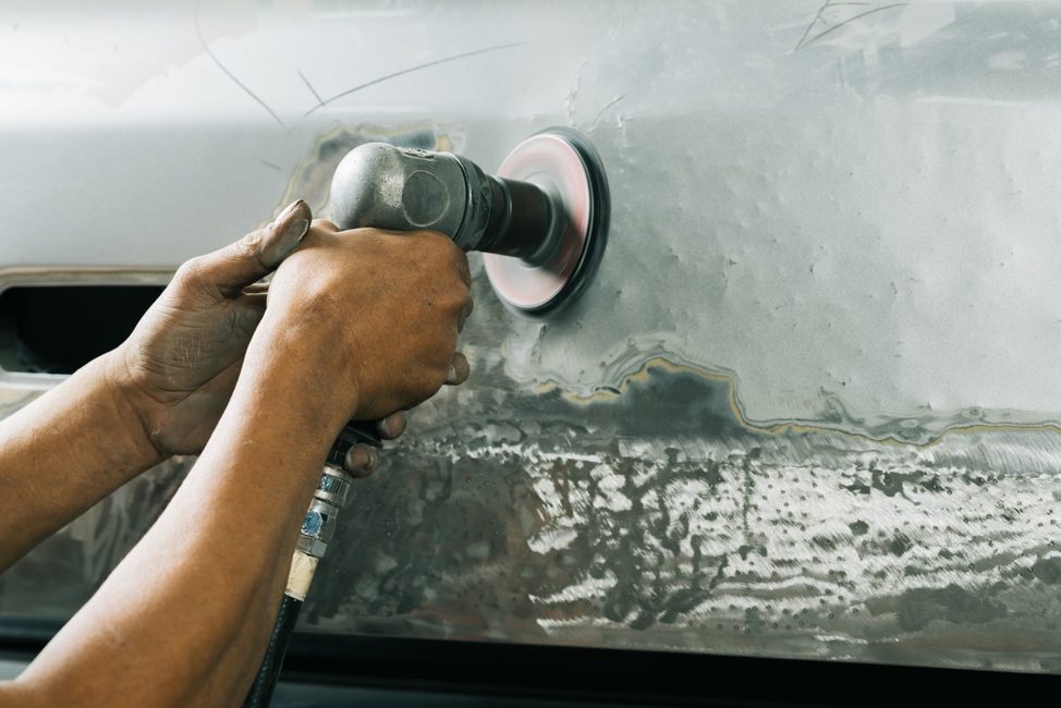 Dinged Up? Here's Why You Should Repair Those Car Dents As Soon As Possible