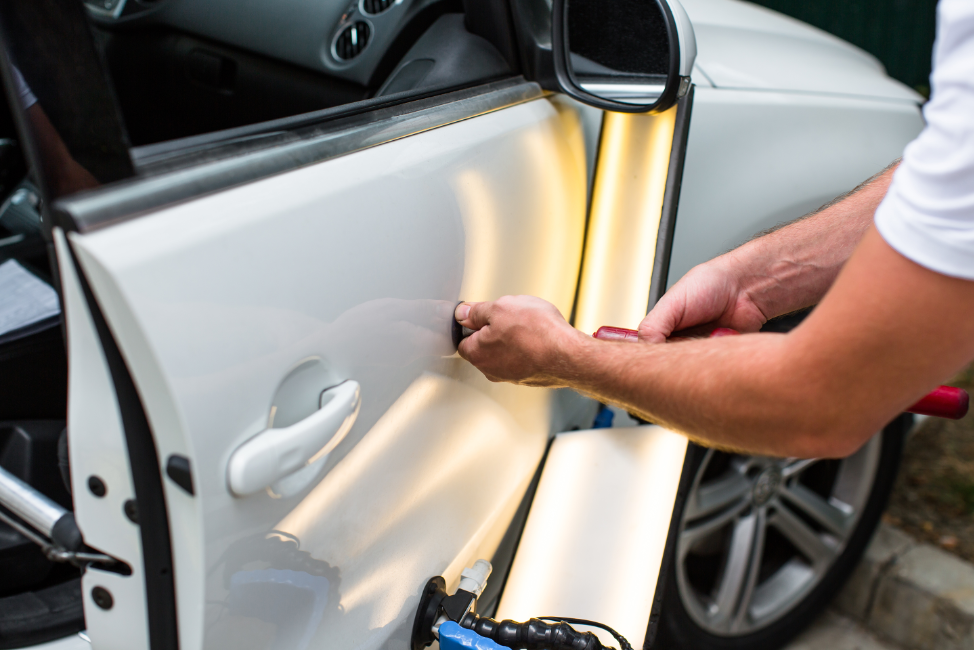Paintless Dent Repair In Elmhurst, Illinois: A Guide