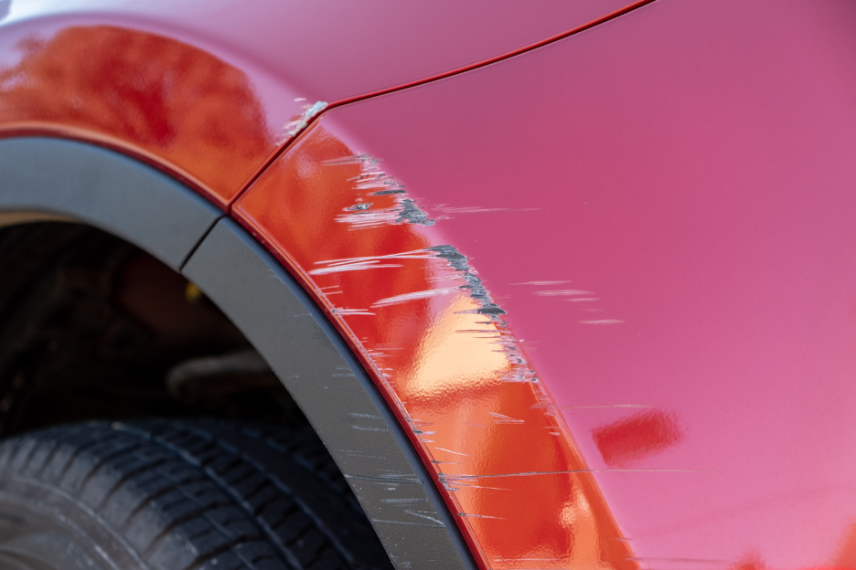 Auto Paint Damage; Insights Into What Might Have Caused It From A Wheaton, Illinois Auto Body Repair Shop