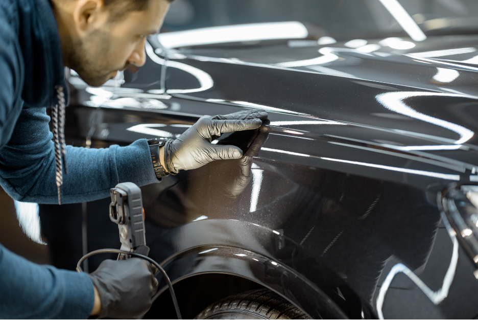 Auto Body Damage Repair Shop In Oak Brook, Illinois